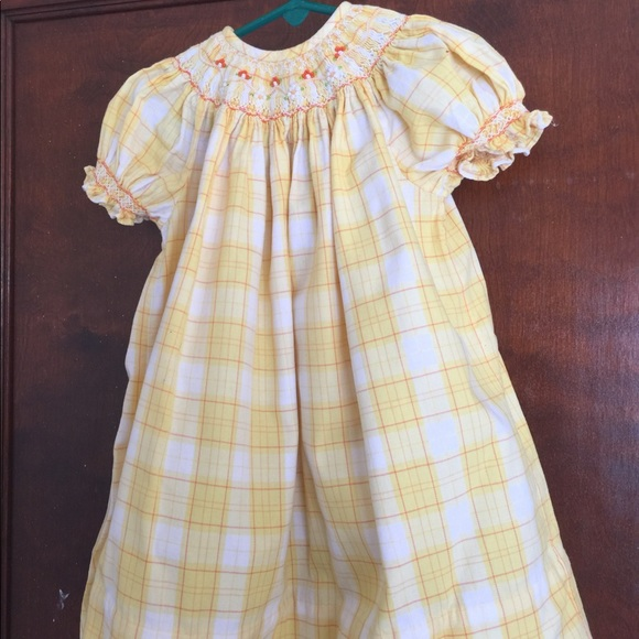 Strasburg Kids Dresses Baby Girl Smocked Dress Poshmark